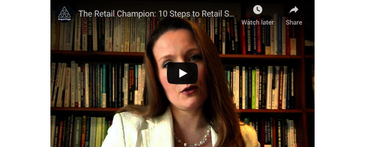 10 Steps To Retail Success